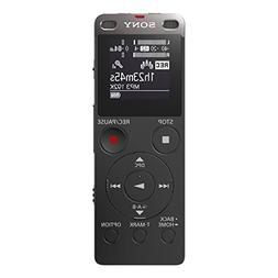 Sony Professional 4GB Digital Flash Voice Recorder With Buil