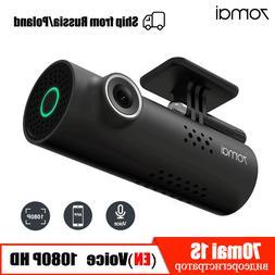<font><b>Voice</b></font> Control 70mai Car DVR Camera 1080P