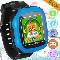 Kids Games Smart Watch Learning Toys 1.5'' Touchscreen 10 Pu