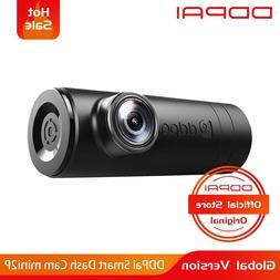 Global Version DDPai Mini2P Dash Camera DVR 1440P Built-in S