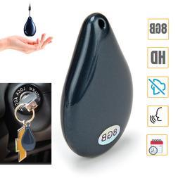 Hidden Digital Voice Activated Recorder Bug USB Mini Audio P