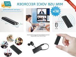 Hidden Voice Activated 16GB Recorder USB Spy Audio Secret 17