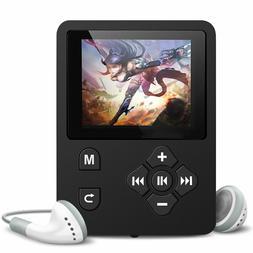 HiFi MP3 MP4 Player Color Screen FM Radio Lossless Sound Sou