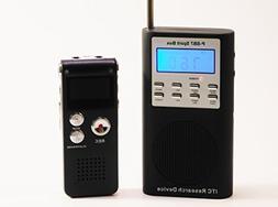 Ghost Hunt P-SB-7 Spirit Box & Digital Voice Recorder With F