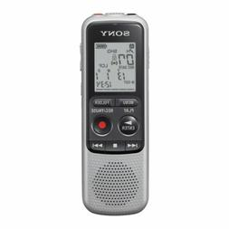 icd bx140 4gb digital voice recorder