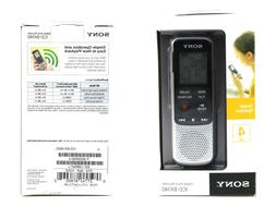 Sony ICD-BX140 4GB MP3 Digital Voice IC Recorder - Fast Ship