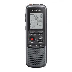 icd px240 4gb digital voice recorder
