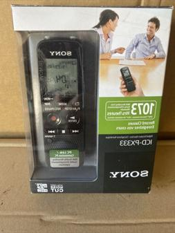 Sony ICD-PX333 Digital Voice Recorder BRAND NEW