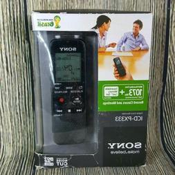 Sony ICD-PX333 Digital Voice Recorder - Win / Mac Internal 4