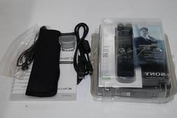 SONY ICD-SX712 DIGITAL MULTI TRACK 500+HR. FLASH VOICE RECOR