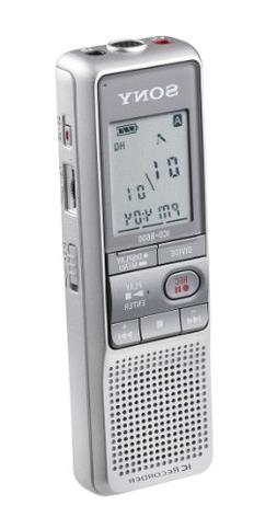 Sony ICDB600 Digital Voice Recorder