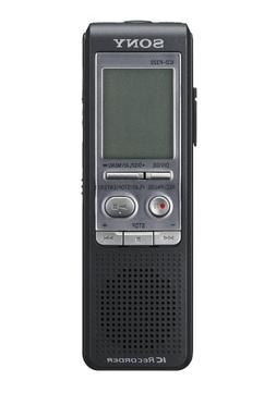 Sony ICDP320-64MB Digital Voice Recorder w/PC conectivity