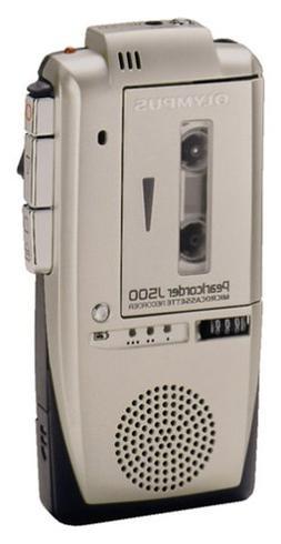 Olympus J500 Microcassette Recorder