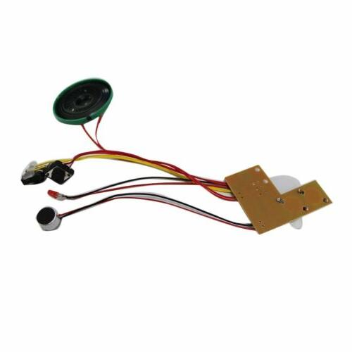 10s Sound Voice Module Recorder Chip For