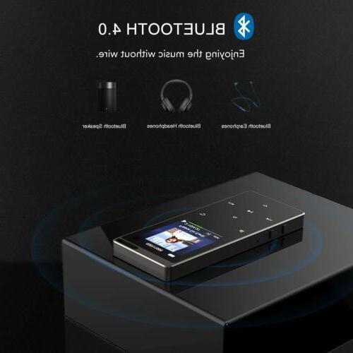 AGPTEK MP3 16GB Recorder with Black