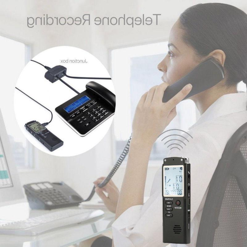 Sound Voice Recorder Dictaphone Player