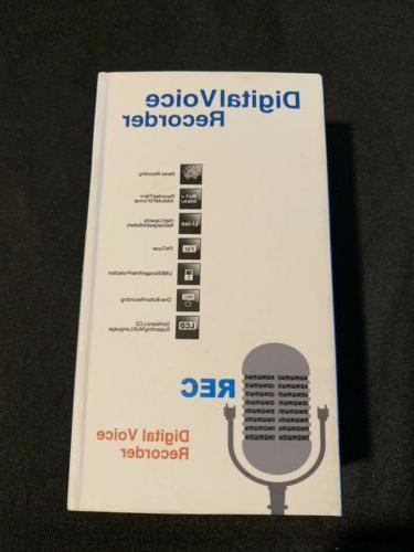 EVISTR Recorder FM Tuner Time Stamp