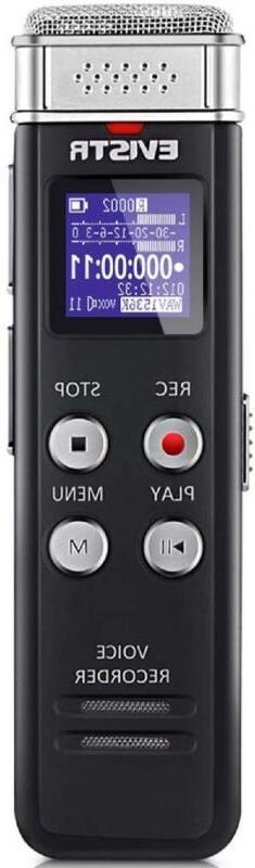 16gb Mini Usb Audio Recorder Digital Voice Device Hidden Sec