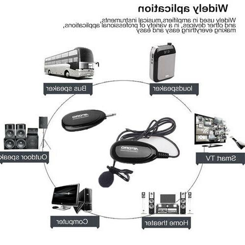 2.4G for Voice Amplifier iPhone Recording sound