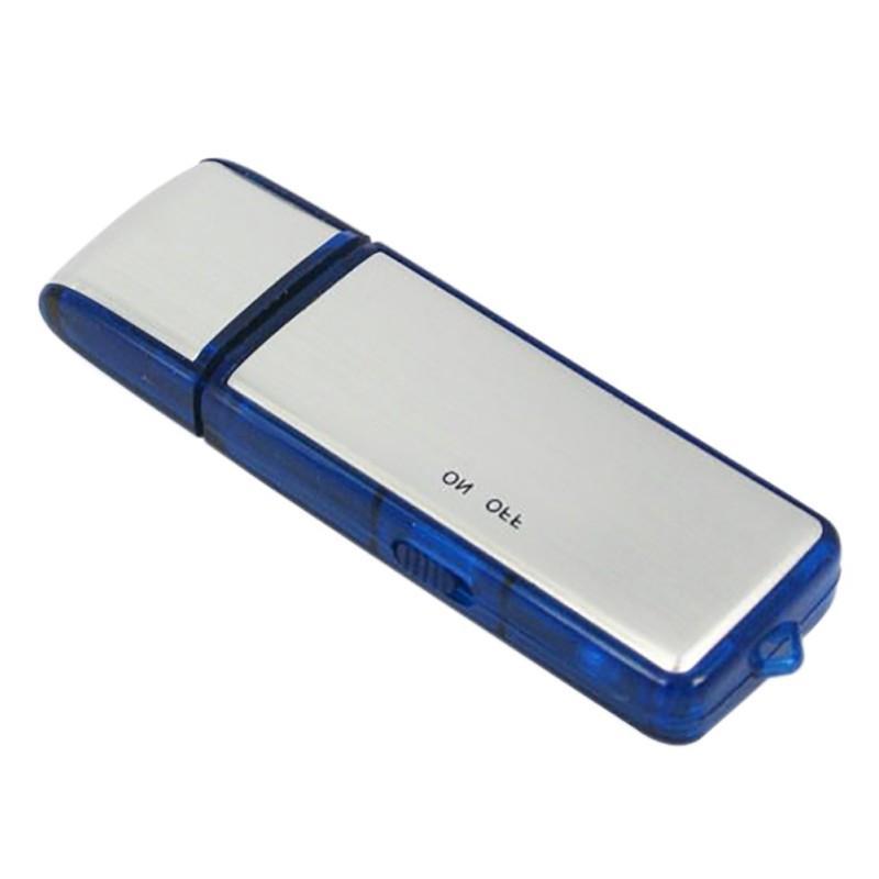 2 in 1 USB Flash Drive Digital <font><b>Voice</b></font> USB Recording Flash
