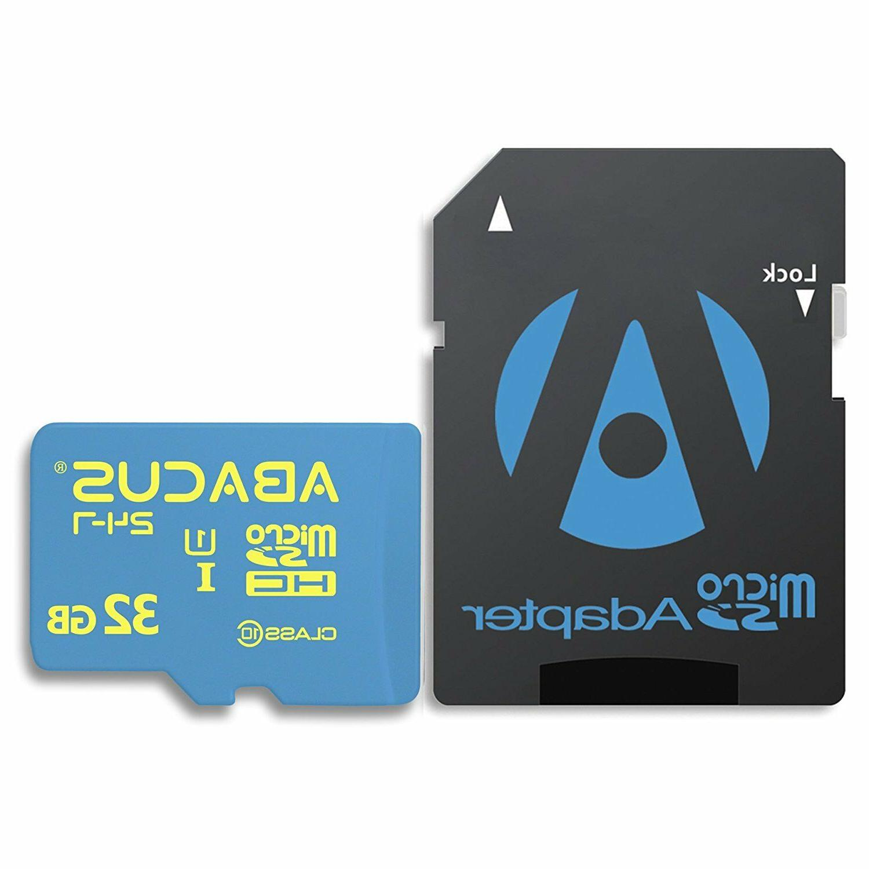 32 gb microsd memory card sdhc