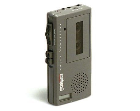 3255 micro cassette recorder