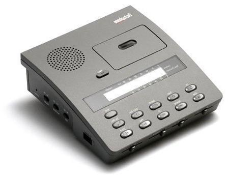 3750 microcassette transcription machine