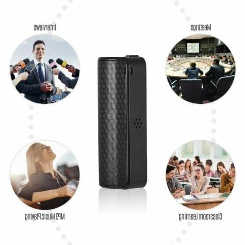 4GB~32GB Recording Voice Magnetic Audio