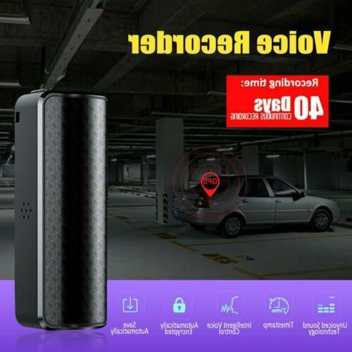 4GB~32GB Voice Mini Magnetic Audio