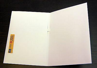 5x7 blank talking greeting card sound music