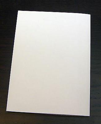 5x7 blank talking greeting card recordable sound