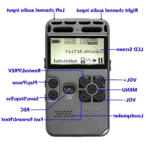 Audio Sound Dictaphone
