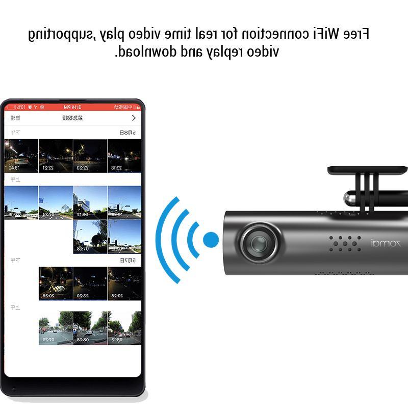 70mai Dash Cam DVR Wifi APP Control 70 Video