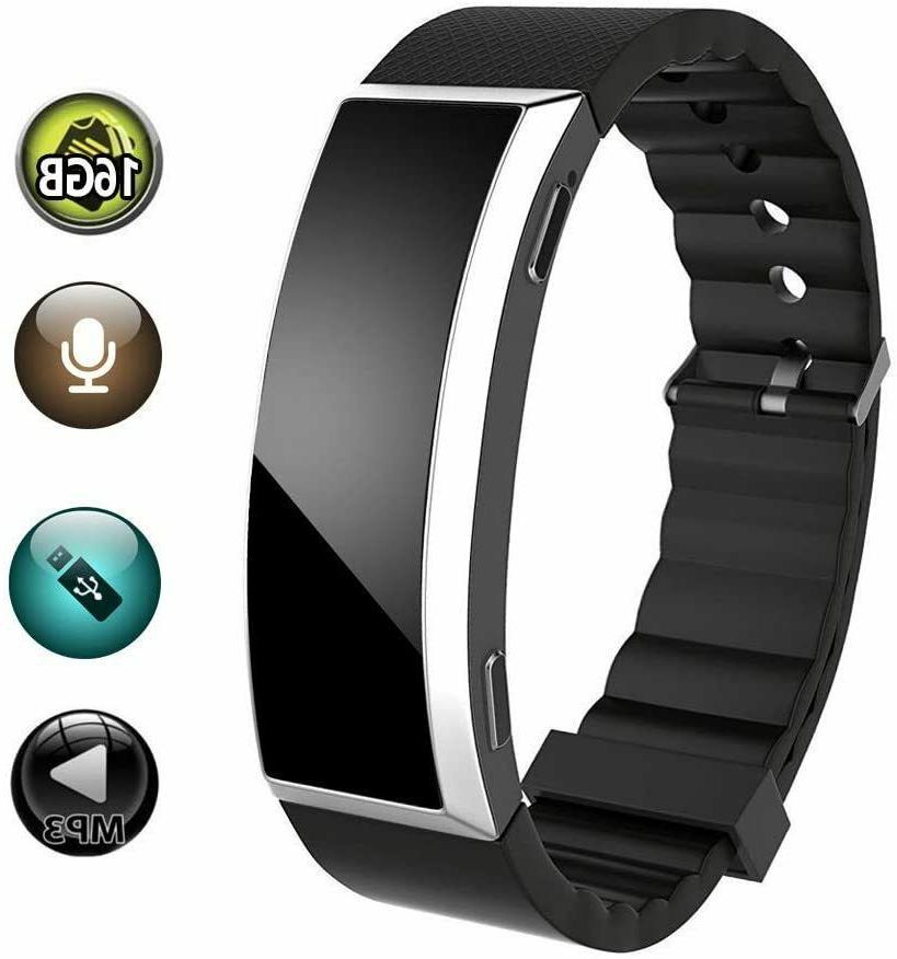 8g mini digital voice recorders wrist watch