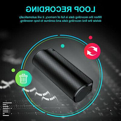 8GB/16GB Recording Device Audio