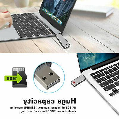 8GB/16GB Digital Recorder