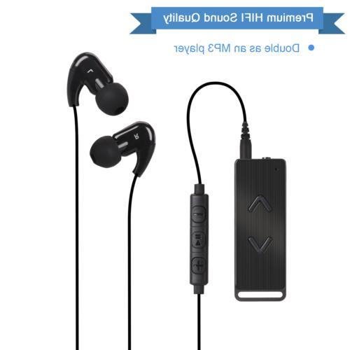 AGPTEK 8GB HD Cancelling Digital Voice Sound Recorder