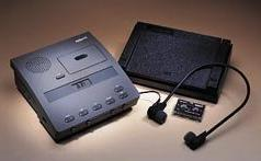 Dictaphone 2742 Standard Cassette Transcriber