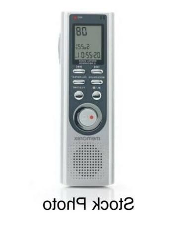 Memorex 02696 4GB Digital Voice Recorder