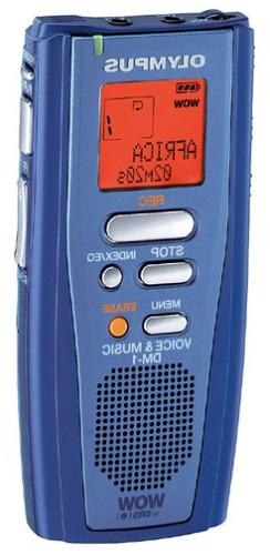 Olympus DM-1 Voice and MP3 Recorder with WOW! Technology
