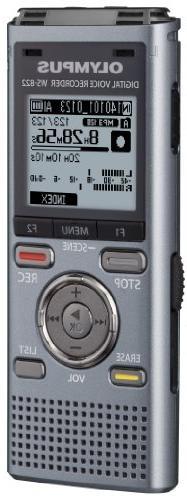 Olympus WS-822 Voice Recorders 4 Built-In-Memory