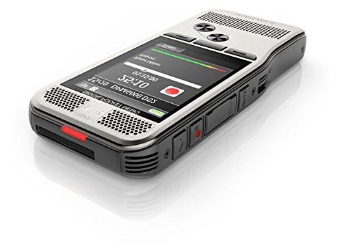 Philips DPM6000 Pocket Memo Push