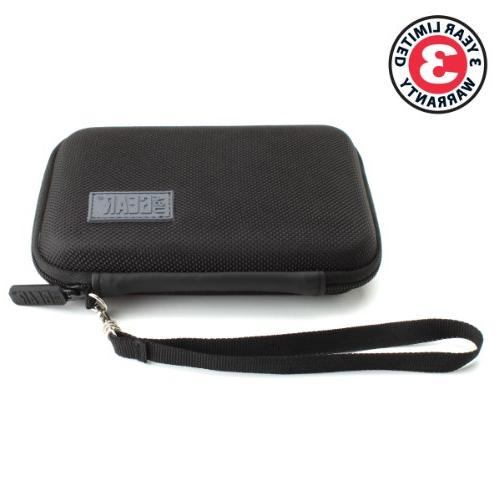 USA Protective Shell Slim Case Compatible Dennov, R9, DICTOPRO Olympus DP-201, & Compact Black