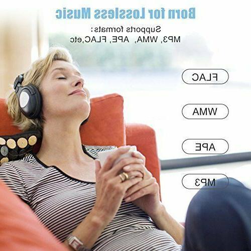 AGPTEK A05ST Metal Touch MP3 Player 16GB
