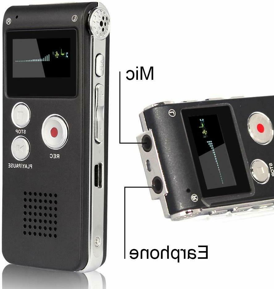 ACEE Voice Recorder with USB port,Including