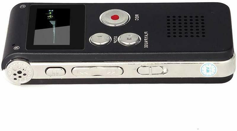ACEE DEAL Digital Recorder Audio Activated MP3 Andr