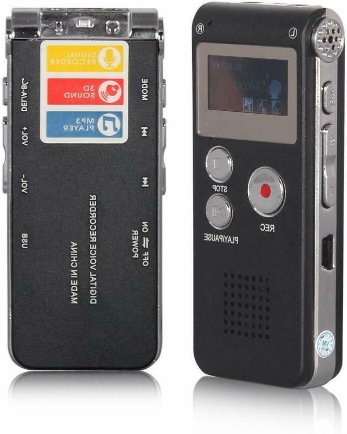 acee deal digital voice recorder 8gb audio