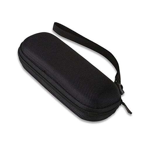 agptek voice recorder slim case eva zipper carrying hard cov