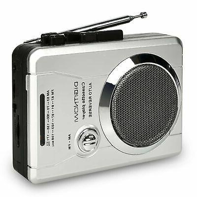 am fm portable pocket radio