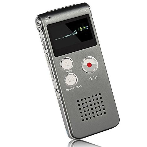 ACEE Deal Voice Voice Activated, Music Player & with Built-in